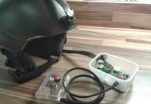 Design Raspberry Pi based GPS tracking Helmet