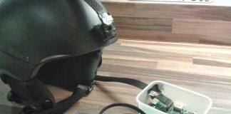 Design Raspberry Pi based GPS tracking Helmet