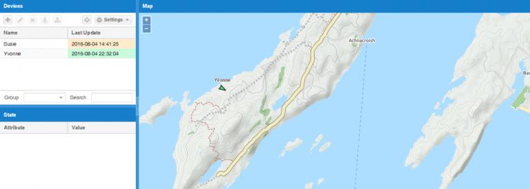 Raspberry pi based GPS tracker using lora Radio Off-grid GPS tracker