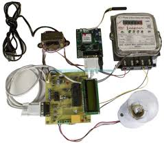 Design an Energy Meter Monitoring Over IOT