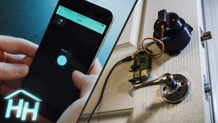 Smart Home Door Lock Raspberry Pi smart home door lock  raspberry pi Smart Home Door Lock  Raspberry Pi Smart Home Door Lock Raspberry Pi1 747x420