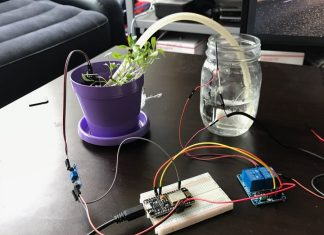 Watering system to plant with SMS confirmation embedded systems projects Home Watering system to plant with SMS confirmation1 324x235