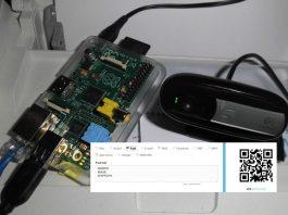 raspberry pi qr code reader
