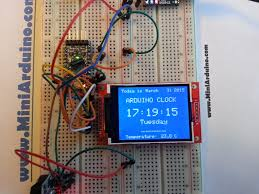 Music player and Clock With Touchscreen Using Arduino music player and clock with touchscreen using arduino Music player and  Clock With Touch screen Using Arduino Music player and Clock With Touchscreen Using Arduino6