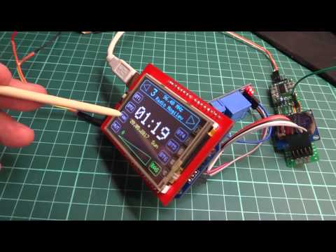 Music player and Clock With Touchscreen Using Arduino btech iot (internet of things) projects in mohali Btech IOT (Internet of things) projects in Mohali Music player and Clock With Touchscreen Using Arduino7