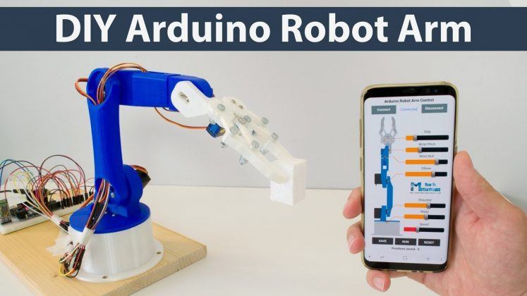 Robot Arm with Smartphone control Using Arduino robot arm with smartphone control using arduino Robot Arm with Smartphone control Using Arduino Robot Arm with Smartphone control Using Arduino4 747x420
