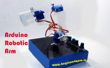 Robot Arm with Smartphone control Using Arduino embedded systems projects Home Robot Arm with Smartphone control Using Arduino6 356x220
