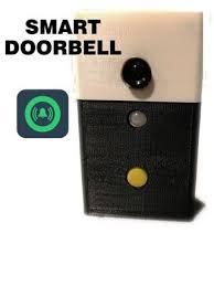 Smart Doorbell Using NodeMcu smart doorbell using nodemcu Smart Doorbell  Using NodeMcu Smart Doorbell with Camera Using NodeMcu