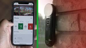 Smart Doorbell  Using NodeMcu