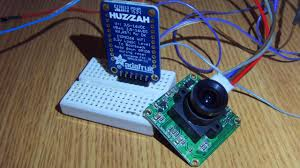 wifi security camera security camera with nodemcu Security camera with NodeMcu wifi security camera 1